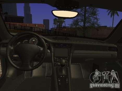 RUF RGT-8 для GTA San Andreas вид снизу