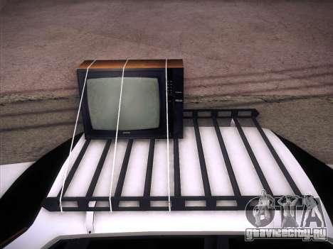 Audi 80 B2 v2.0 для GTA San Andreas вид сзади слева