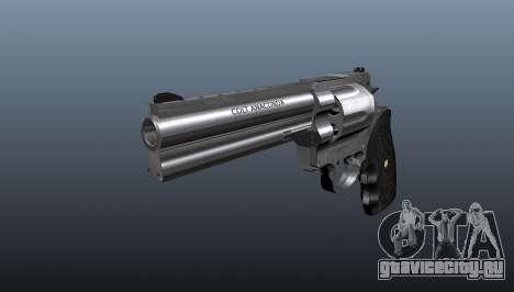 Револьвер Magnum 357 для GTA 4