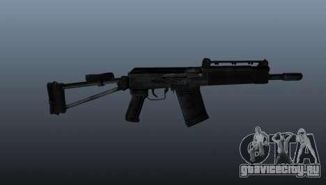 Самозарядное ружьё Сайга-12 для GTA 4 третий скриншот