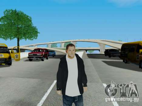 Chester Bennington для GTA San Andreas