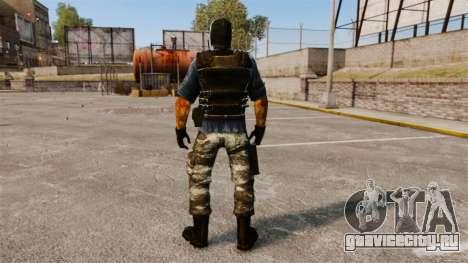 Восточноевропейский террорист Phoenix для GTA 4 третий скриншот