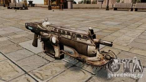 Винтовка Lancer для GTA 4