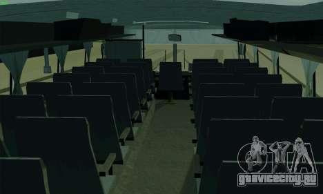 ЛАЗ 699Р для GTA San Andreas вид сбоку