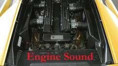 Звук двигателя Lamborghini Murcielago