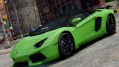 Lamborghini Aventador LP760-4 Oakley Design для GTA 4