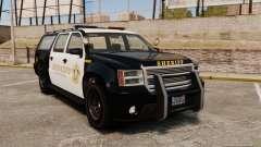GTA V Declasse Granger Sheriff