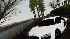 Audi R8 V10 Plus для GTA San Andreas