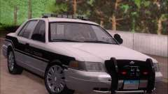 Ford Crown Victoria San Andreas State Trooper для GTA San Andreas