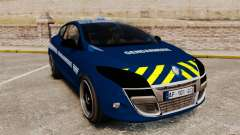 Renault Megane RS Gendarmerie Nationale [ELS]