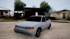 ВАЗ 2110 Рестайлинг для GTA San Andreas