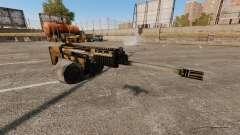 Штурмовая винтовка SCAR LMG для GTA 4
