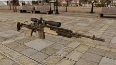 Снайперская винтовка M14