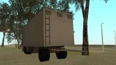 Прицеп для КамАЗа 54115 для GTA San Andreas