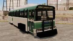 Бронированный автобус