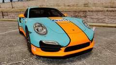 Porsche 911 Turbo 2014 [EPM] Gulf