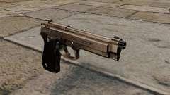 Самозарядный пистолет Beretta 92