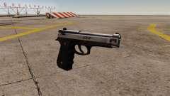 Самозарядный пистолет Beretta M92