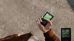 Тема для телефона Sony Ericsson