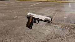 Пистолет M1911 Knight для GTA 4