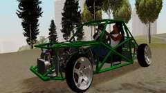 Nocturnal Motorsports Coyote для GTA San Andreas
