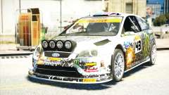 Ford Focus RS Monster World Rally Team WRC
