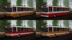 ЛиАЗ 5256.00 Скин-пак 3