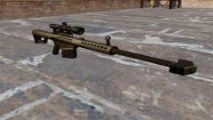 Снайперская винтовка Barrett M82A1 Light Fifty для GTA 4