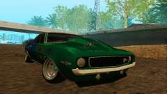 Chevrolet Camaro z28 Falken edition для GTA San Andreas