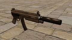 Пистолет-пулемёт MP5 с глушителем