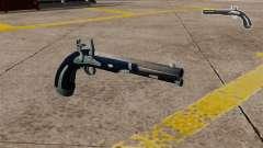 Кремневый пистолет