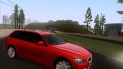 BMW 3 Touring F31 2013