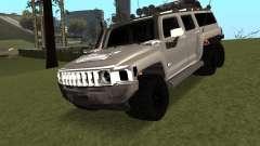 Hummer H3 6x6