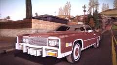 Cadillac Eldorado 1978 Coupe для GTA San Andreas