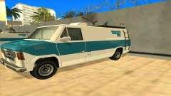 News Van HQ для GTA San Andreas
