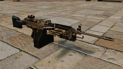 Ручной пулемёт M249 Camo