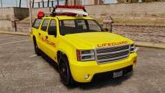 GTA V Declasse Granger 3500LX Lifeguard