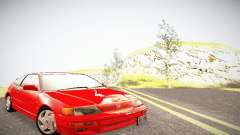 Honda CRX - Stock