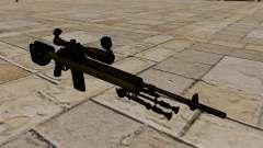 Cнайперская винтовка M14 DMR