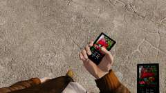 Тема для телефона Christmas для GTA 4