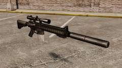 Снайперская винтовка SR-25 для GTA 4