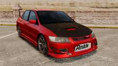 Mitsubitsi Lancer MR Evolution VIII 2004 Tuning