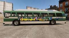 Реальная реклама на такси и автобусах