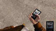 Тема для телефона GTAGaming для GTA 4