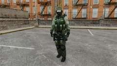 Американский спецназовец Urban