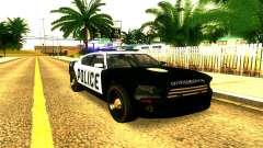 Police Buffalo GTA V для GTA San Andreas