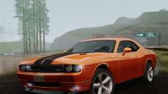 Dodge Challenger SRT-8 2010 для GTA San Andreas
