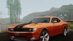 Dodge Challenger SRT-8 2010 для GTA San Andreas