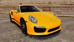 Porsche 911 Turbo 2014 [EPM] Turbo Side Stripes для GTA 4