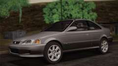 Honda Civic Si 1999 Coupe для GTA San Andreas